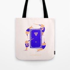Narwhal Pool Session Tote Bag