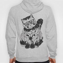Super Intelligent Cat Hoody