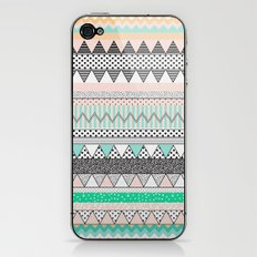 CHEVRON MOTIF iPhone & iPod Skin