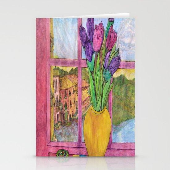 Bella Italia Stationery Cards