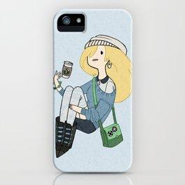 Hip Fiona iPhone Case