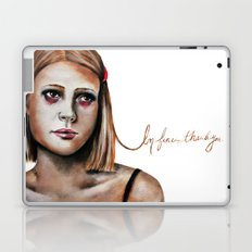 Margot Tenenbaum  Laptop & iPad Skin