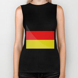 Germany flag Biker Tank