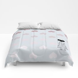 SEA OF HEARTS Comforters