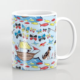 The Voyage of the Beagle Coffee Mug