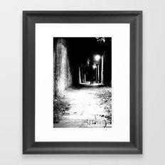 The Walker Framed Art Print