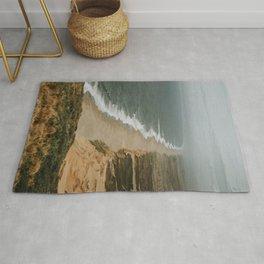 Point Reyes Coastline Rug