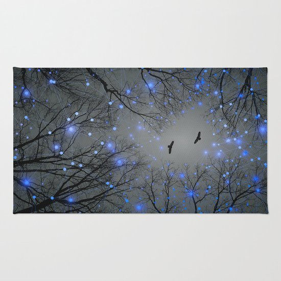 The Sight of the Stars Makes Me Dream Rug