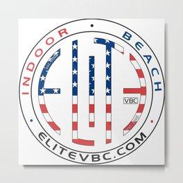 Updated Elite USA for Club use Aug11,2015 Metal Print