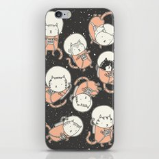 Cat-Stronauts iPhone & iPod Skin