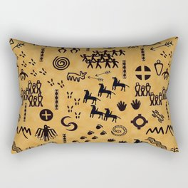 The People's story Rectangular Pillow