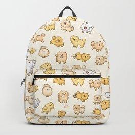 Pom Life Doodle Backpack