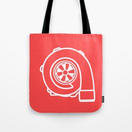 Forced Induction Turbo Tote Bag