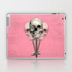 Sweet as Candy, skull lollipops  Laptop & iPad Skin