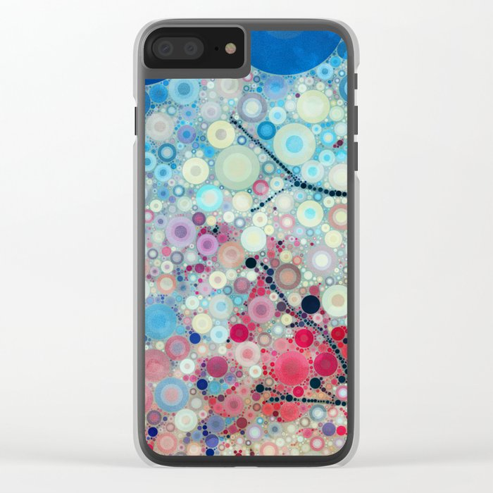 Positive Energy 2 Clear iPhone Case