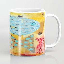 Who's looking? Coffee Mug