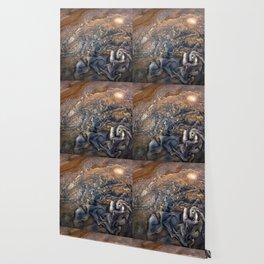 Jupiter's Clouds Wallpaper