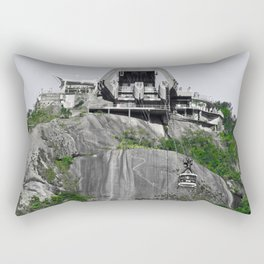 Sugarloaf Mountai Rectangular Pillow
