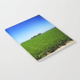 field of greens Notebook