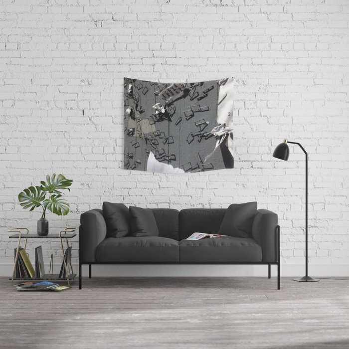 Staple Board Wall Tapestry