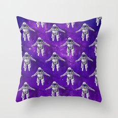 Graduate congratulations card Throw Pillow