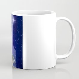 Fantastic yourney into space. Coffee Mug