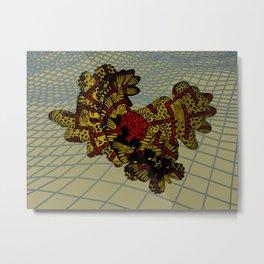 Subterfuge Metal Print