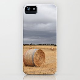 Roll Out the Hay iPhone Case