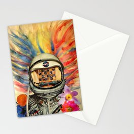 NASA Messed Me Up Stationery Cards