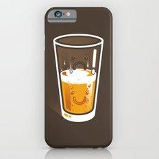 Pessimistic Optimist - alt version Slim Case iPhone 6s