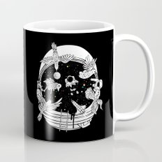 Depth of Discovery (A Case of Constant Curiosity-B/W) Mug