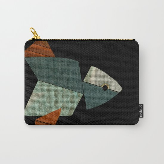 Nearly a Fish Carry-All Pouch