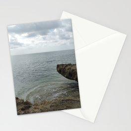 Santa Lucia beach #2 Stationery Cards