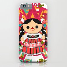 Maria 4 (Mexican Doll) Slim Case iPhone 6s