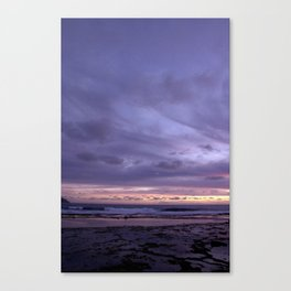 Kingston Sunset Canvas Print