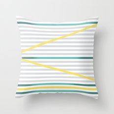 Zic Zac Minds Throw Pillow
