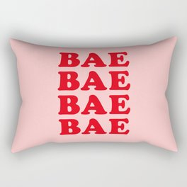 Bae Bae Bae Rectangular Pillow