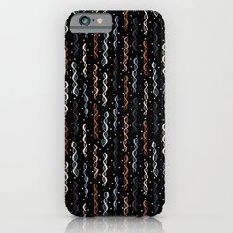 Party DNA on Black iPhone Case