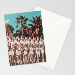 Urban Lights Los Angeles Museum of Art Stationery Cards