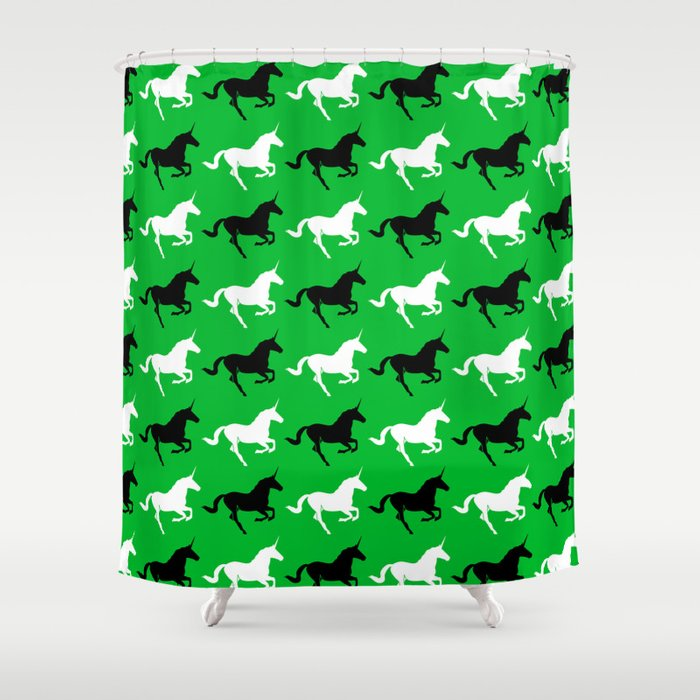 Unicorns Shower Curtain