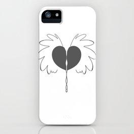 Hart iPhone Case