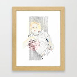 Oscar  Framed Art Print