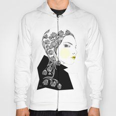yellow kiss Hoody