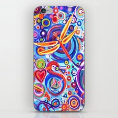 Free Flying 2 iPhone & iPod Skin