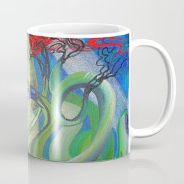 Enchanted Mermaid Coffee Mug
