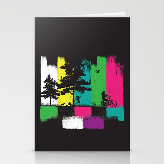 reality life Stationery Cards
