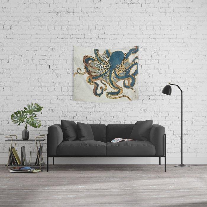 Underwater Dream VI Wall Tapestry