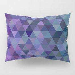 Triangle tiles Pillow Sham