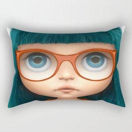 Blythe digital customization Rectangular Pillow