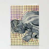 holographic Stationery Cards featuring Holographic George Daniel  by criminalsandliars